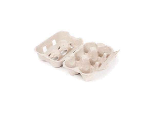 Eierverpackungen für 6 Eier-