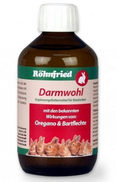 Darmwohl Bartflechten-Oregano-Mix-