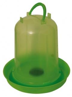 Tränke 8 Liter Einfüllöffnung auf der Tränkenunterseite-
